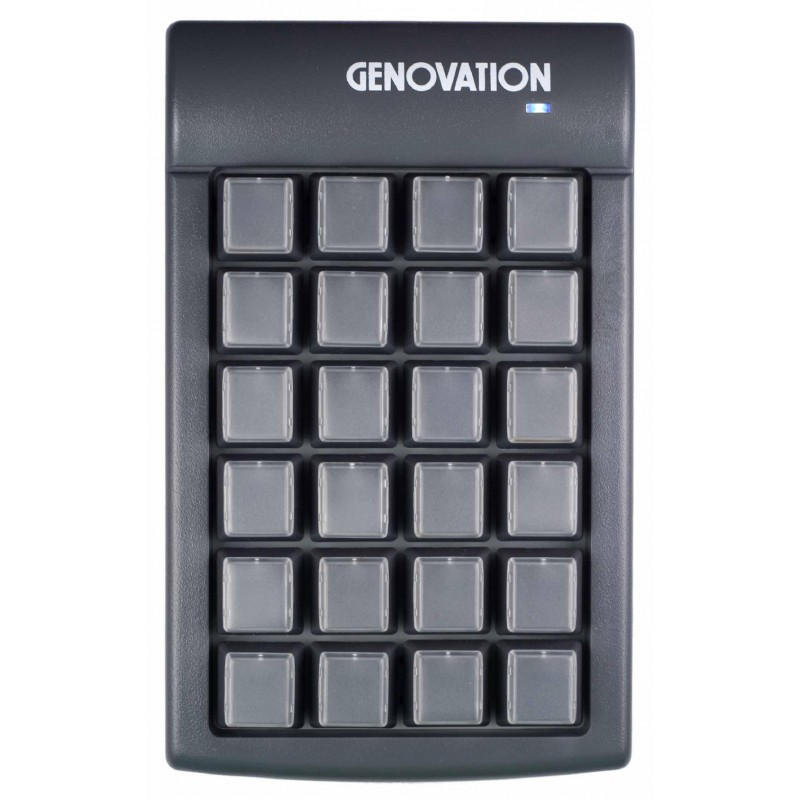 GENOVATION CONTROLPAD 683 DRIVERS WINDOWS 7